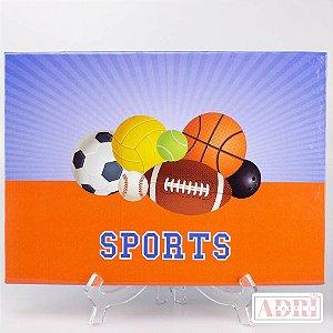Kit Passatempo - Esportes
