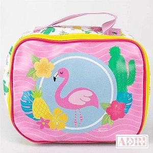 Mala de Viagem Média 2 - Flamingo