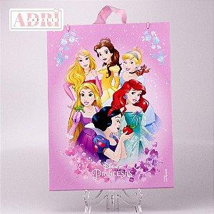 Mala de Pintura Vertical com Desenhos - Princesas Disney