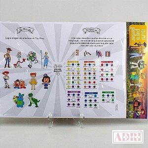 Refil Para Risque Rabisque na Prancheta - Toy Story 4
