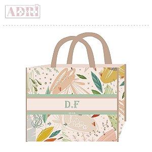 Bolsa Sunset - Floral 02
