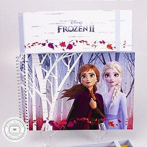 Risque Rabisque A5 - Frozen 2 - Arte 2