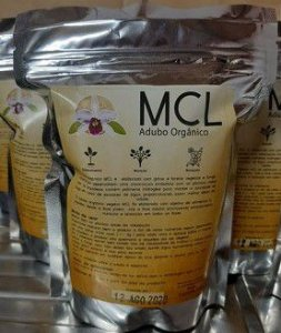 MCL adubo orgânico vegetal com fungos micorriza 150 grms.