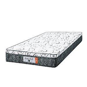 Colchão de Solteiro Prime Coil Molas Superlastic - 88x188x24 - Comfort Prime - Cinza