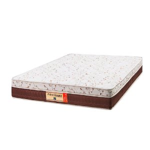Colchão de Casal Prime Dreams Molas Ensacadas - 128x188x26 - Comfort Prime - Marrom