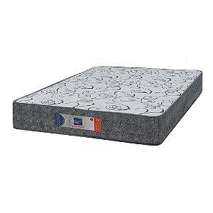 Colchão de Casal Ortopédico Comfort Maxx - Extra Firme D33 - 138x188x30 - Comfort Prime - Cinza