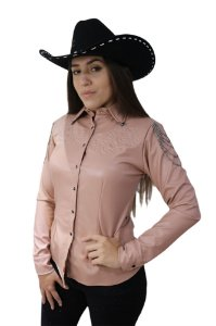 CAMISA FEMININA COUNTRY DALLAS