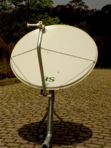 Internet via Satelite