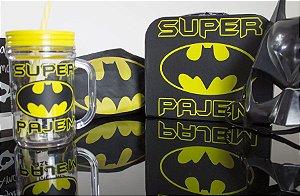 Kit Batman Personalizado para Pajem
