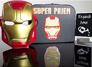 Kit Homem de Ferro Personalizado