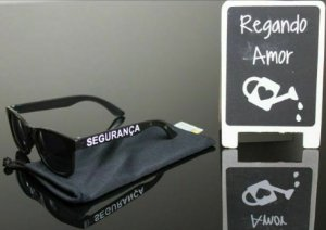 Óculos personalizado