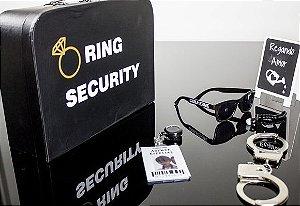 Kit Segurança das alianças preta