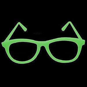 Óculos nerd Neon