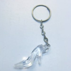 Chaveiros Sapatinhos Cristal Para Hora do Sapato da Noiva