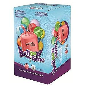 BOTIJÃO DE GÁS HÉLIO PARA ENCHER Balões de LED/Bexigas