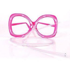 Óculos com Canudo Carnaval