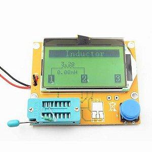 Medidor Esr Ohmimetro Capacimetro Indutimetro