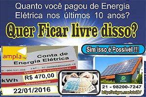 Treinamento 1 - Sistemas para Geração de Energia Solar 1 - Exclusivo para Cidade de Maricá RJ