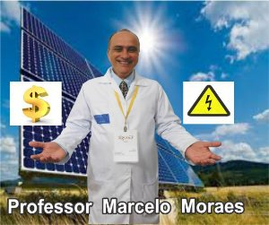 Curso Geração de Energia Solar Eletrônica  Backup de Energia 1