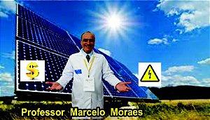 0 - Painel Solar Policristalino classe A InMetro -  Fabricante: Alemão - 265 W  - Modelo AEG 265W  -  + de 30 volts + de 8 Amperes NOCT 45 Graus