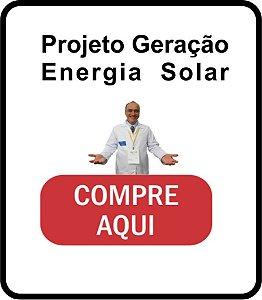 Projeto Geração de Energia Solar - Sistema Off-Grid - professormarcelomoraes.org