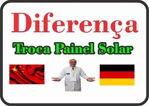 DDP - Diferença para troca de paineis
