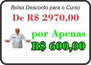 Bolsa Desconto R$ 600,00 -  Eletrônica Fases 1, 2 e 3 + Geração Energia Solar 1 + Backup de Energia 1