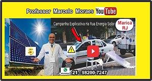 Bolsa Desconto Curso de R$ 2970,00 por apenas R$ 970,00 -  Eletrônica Fases 1, 2 e 3 + Geração Energia Solar 1 + Backup de Energia 1
