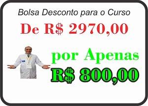 Bolsa Desconto R$ 800,00 -  Eletrônica Fases 1, 2 e 3 + Geração Energia Solar 1 + Backup de Energia 1