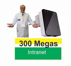 Repetidor Wi-Fi Intranet 300 Megas