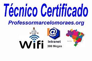 Curso Técnico Wi-Fi Certificado