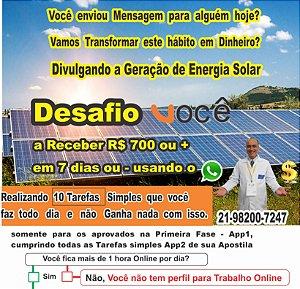 2 - Contratar Consultoria App 2 + Pacote de Serviços do Professor Marcelo Moraes para Negócio Online