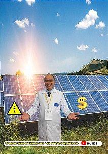 Painel Solar Fotovoltaico 335W - Fabricação Upsolar UP-M335P