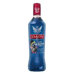 Vodka Askov Azul Blueberry 900ml