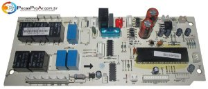 Placa Eletronica Midea Cassete 48.000Btu/h MCE48HRV3