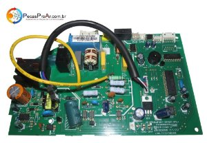 Placa Eletrônica Carrier X-Power 42LVCD18C5