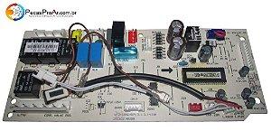 Placa Eletrônica Carrier Cassete 18.000Btu/h 40KWCA018515LC