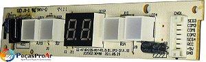 Placa Display Springer Novo Maxiflex Split Hi Wall 18.000Btu/h 42RWCA18515LS