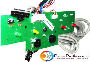 Placa Display Midea Piso Teto 36.000Btu/h MPE36CRF1