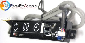 Placa Display Komeco Ambient ABS09FC2LX