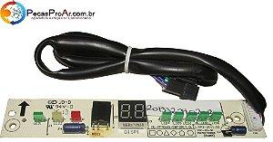 Placa Display Carrier X-Power Split Hi Wall 9.000Btu/h 42LVQA009515LC