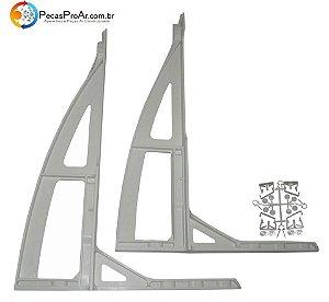 Suporte Plastico Condensadora De Encaixe 12k Airfix