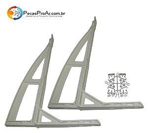 Suporte Plastico Condensadora De Encaixe 24k Airfix