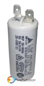 Capacitor 1,5MF 440/450V
