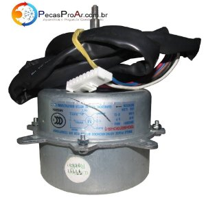 Motor Ventilador Condensadora Midea Eco Inverter Split Hi Wall 12.000Btu/h 38MECA12M5