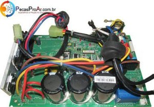 Placa Eletrônica Carrier X-Power Split Hi Wall 18.000Btu/h 38LVCA018515MC