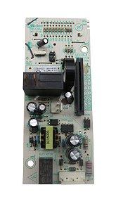 Placa Eletrônica do Micro-ondas Midea Branco e Preto 31 Litros MTRS41