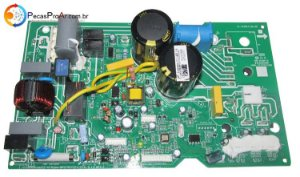 Placa Eletrônica da Condensadora Inverter Carrier X-Power 38FVCA12C5