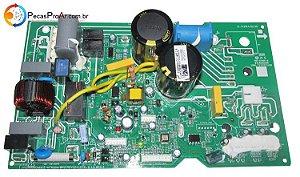 Placa Eletrônica da Condensadora Inverter Midea Liva 38VFCA09M5