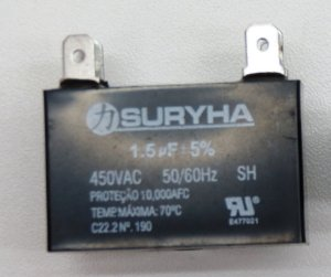 Capacitor 1,5MF 450V